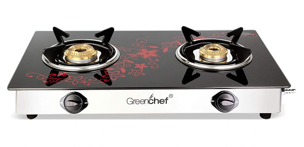 Best 2 burner gas stove in India in terms of features and functionality